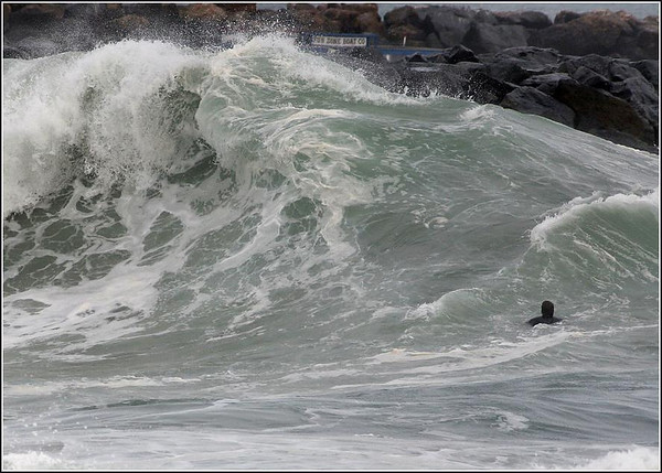 Netgarden >  > The Big Waves, California photo
