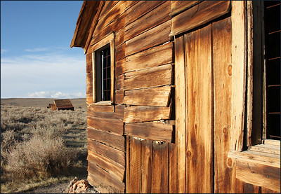 Netgarden > Bodie,  Cerra Gorde,   Ghost towns October 2007 photo